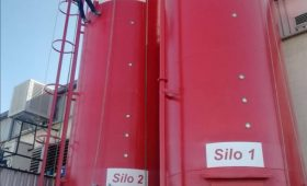 Silo Logos, Signage, and Stencil Work